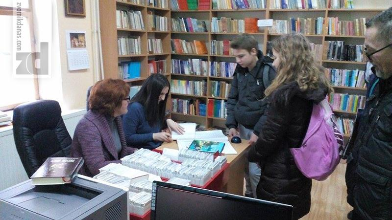 Photo of Besplatno učlanjenje u biblioteku povodom Svetosavske nedjelje
