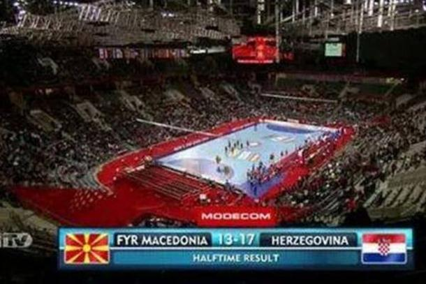 KAKAVA GREŠKA! EHF prekrstio Hrvate