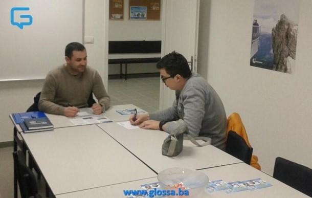 Glossa - centar za njemački jezik Zvornik - upis