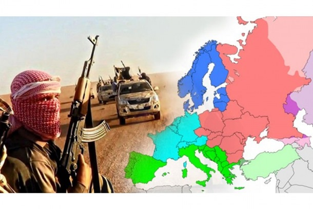"""Photo of ID planira napade u Rusiji i Evropi: Predovodiće ih Čečen poznat kao """"Jednoruki"""""""