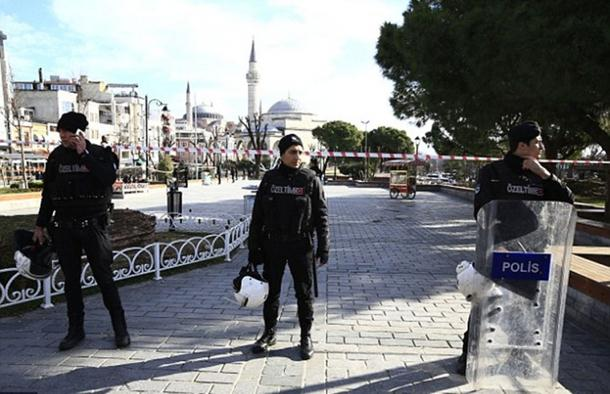 Istanbul: Rusi uhapšeni zbog terorističkog napada