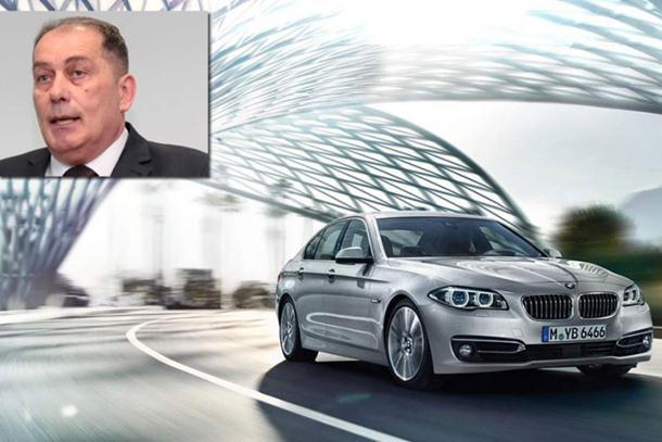 Photo of Mektić se počastio BMW limuzinom