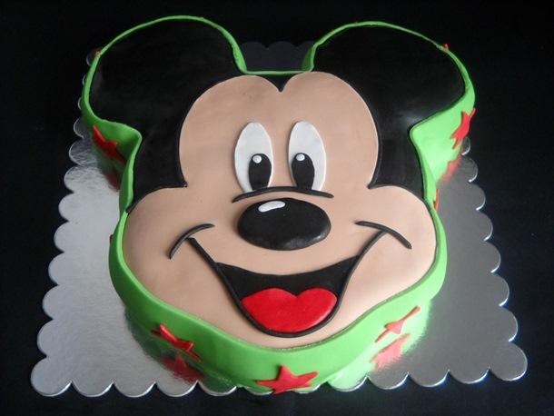Tužba za torte sa Mikijem Mausom