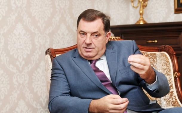 Dodik: Ivanić nije smio dozvoliti da ga prevare