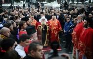 Patrijarh Irinej služi Svetu arhijerejsku liturgiju povodom Dana Republike Srpske