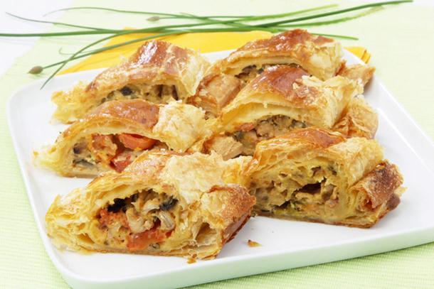 Recept dana - Pita sa piletinom