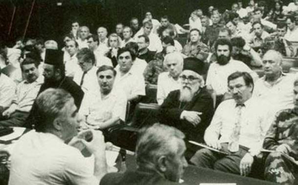 Photo of Poslanici prvog saziva Narodne skupštine RS: Dan Republike svetinja