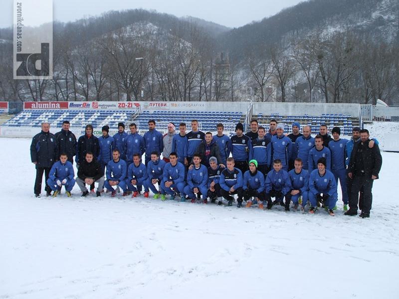 Photo of Počele pripreme Drine za nastavak prvenstva u Premijer ligi Bosne i Hercegovine