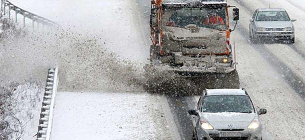 Photo of ZVORNIKPUTEVI: Putevi prohodni, snijeg otežava saobraćaj