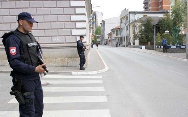 Član grupe povezane s terorizmom krio puške u zidu i podu