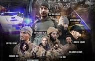 U stilu holivudskih zvijezda: Devet napadača iz Pariza na plakatu Islamske države
