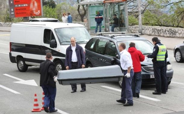 Photo of Vozilom pokosio tri pješaka i pobjegao
