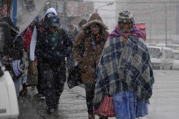 Prognoza za Balkan: Dolaze zimski dani