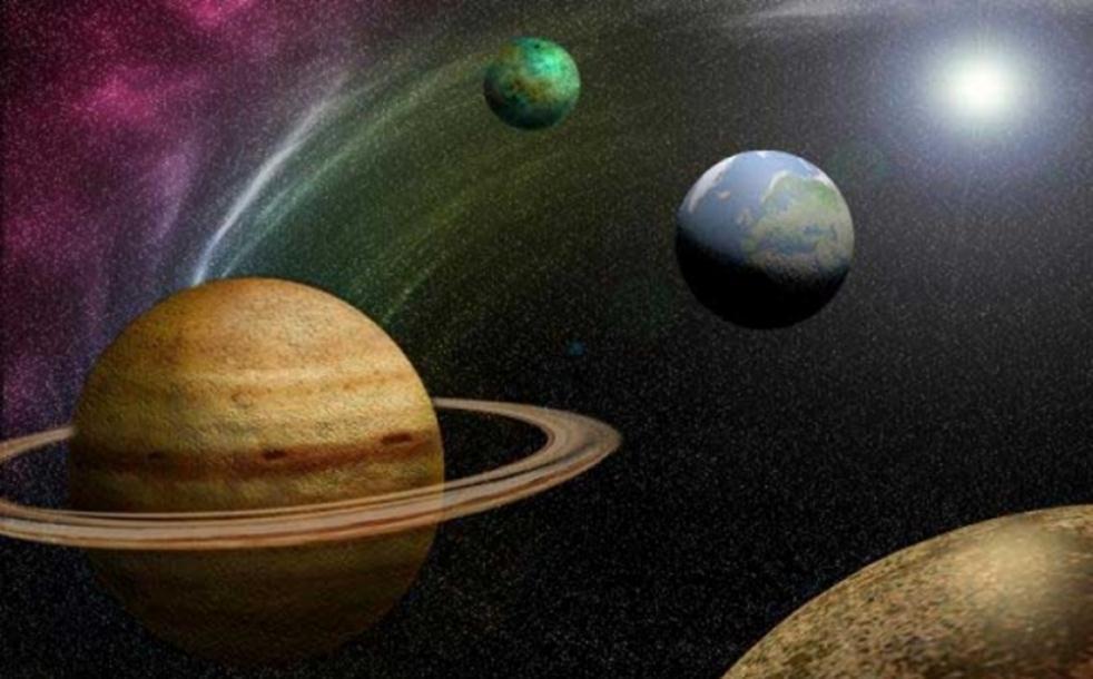 Spektakularno poravnanje pet planeta