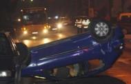 Saobraćajna nesreća na putu Tuzla - Zvornik, suvozač zadobio teške tjelesne povrede