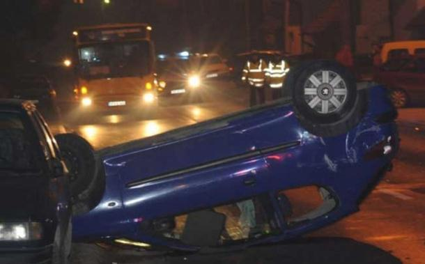 Photo of Bratunac: Povrijeđen pijani vozač sa 2,45 promila alkohola u krvi