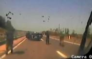 Snimak pljačke u Cerovljanima (video)