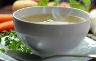 Protiv gripa, topla supa
