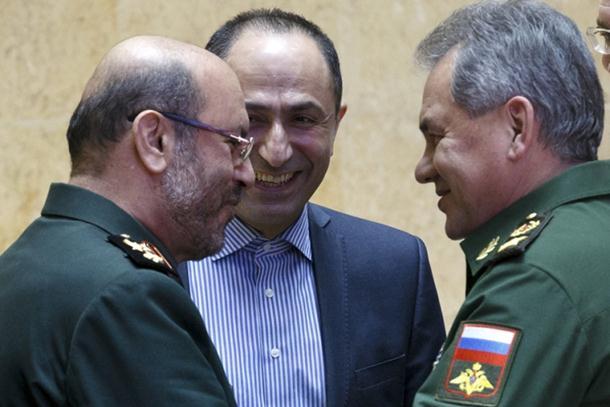 Šojgu: Rusija i Iran će jačati vojnu saradnju