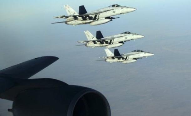 Američki avioni bombardovali sirijski grad Alepo