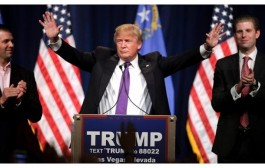 Tramp lako pobijedio, na ulicama Vašingtona neredi
