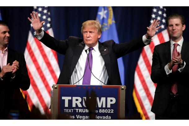 Velika pobjeda Trampa u Nevadi