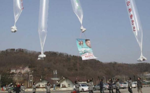 Kim fekalnim bombama zasuo Južnu Koreju
