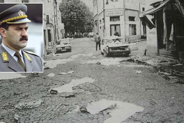 Sudski vještaci: Granata sa srpskih položaja nije ubila ljude u Tuzli