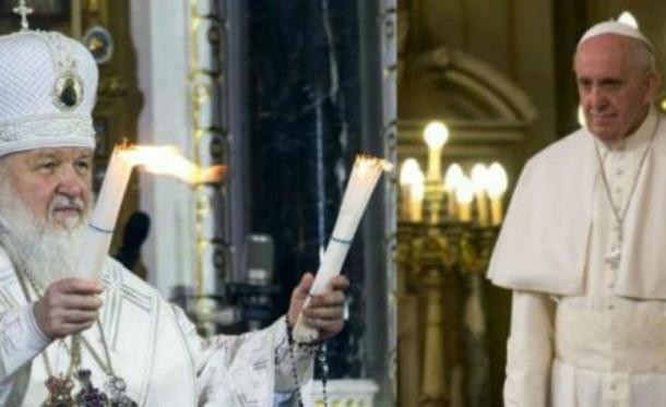 Istorijski susret: Papa i patrijarh Kiril danas se sastaju na Kubi
