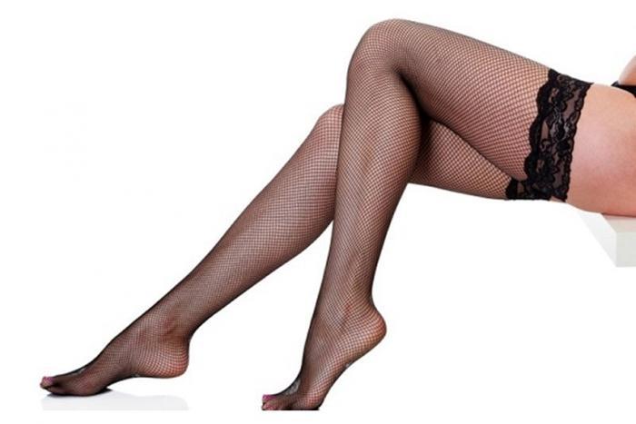 Photo of Modni detalj svake žene: Samostojeće čarape u raznim dezenima (foto)