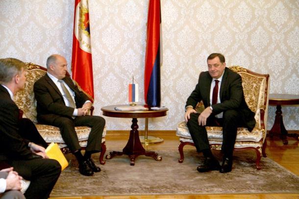 Photo of Dodik pozdravio predaju aplikacije BiH za članstvo u EU