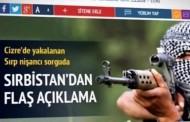 Ključna riječ u turskim novinama – Sirbistan