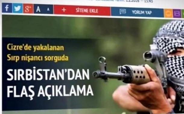 Photo of Ključna riječ u turskim novinama – Sirbistan