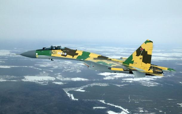 "Photo of Pentagon impresioniran ruskim ""Su-35s"""