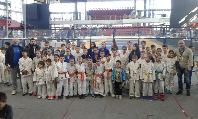 Photo of Džudisti iz Zvornika sa 80 takmičara nastupaju na Turniru u Laktašima