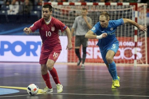 Photo of Futsal reprezentativci Srbije spremni za pobjedu