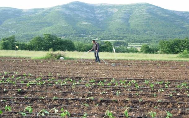 Obuka za poljoprivredne proizvođače