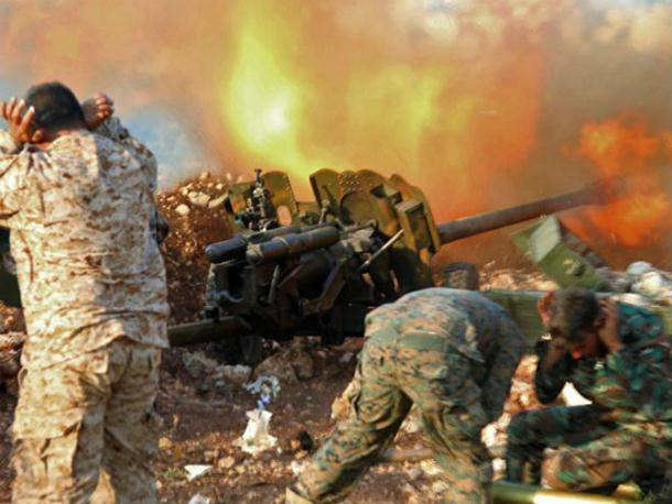 Photo of Sirijska vojska i Hezbolah zajedno protiv militanata