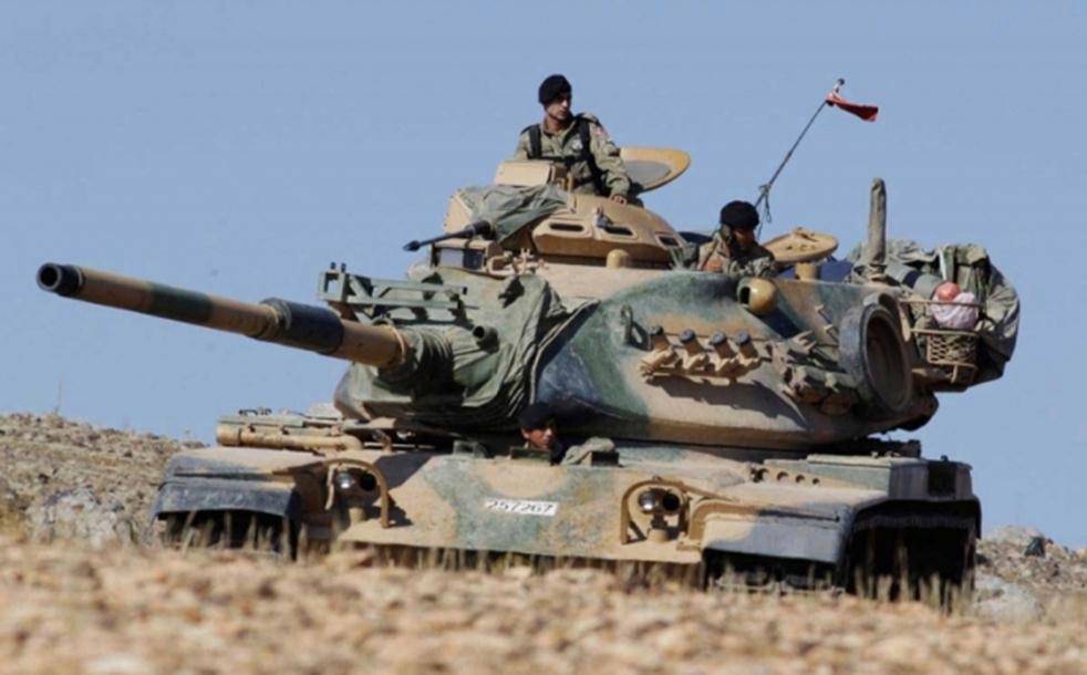 Moskva tvrdi: Turski tenkovi na korak od Sirije