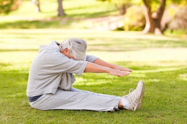 Lake vježbe za razgibavanje u poznim godinama