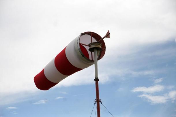 Zbog jakog vjetra preduzetI zaštitne mjere