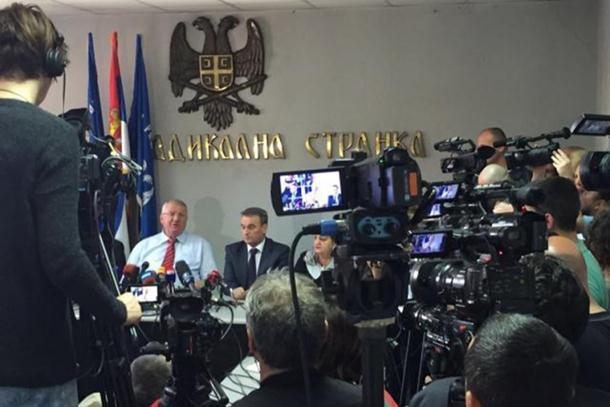 Photo of Šešelj: Pojavilo se dvoje časnih sudija; Tužilaštvo: Razmotrićemo presudu