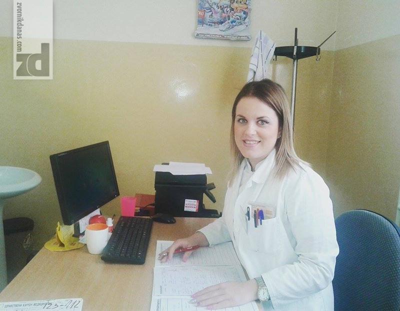 Photo of Doktorica u ordinaciji i na parketu
