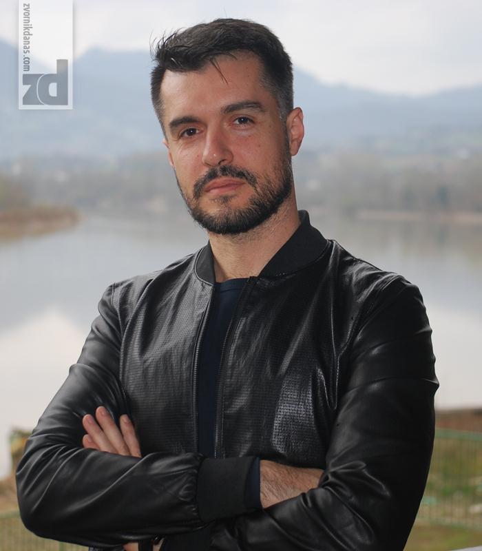 Dr Kristijan Ristić, docent na Fakultetu za poslovni industrijski menadžment Univerziteta Union u Beogradu