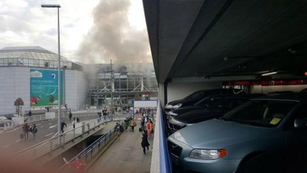 Photo of Eksplozije na briselskom aerodromu, poginulo 17 ljudi (video/foto)