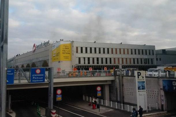 Photo of Dvoje državljana BiH čeka evakuaciju sa aerodroma: U Briselu ratno stanje