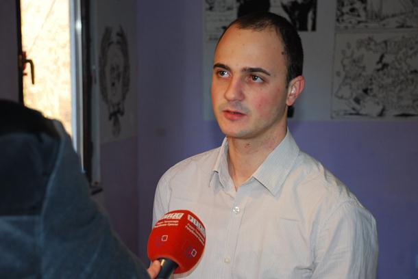 Photo of Stefan Milić: Mladi su najbolji ambasadori