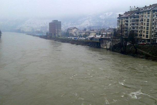 Photo of Bistrica se izlila, Drina blizu kritične tačke, stanovništvo u pripravnosti