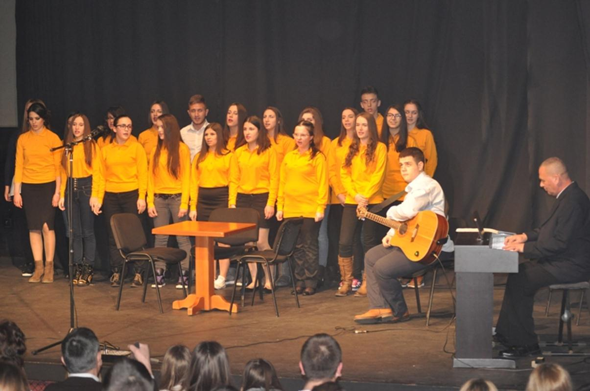 "Photo of Održan 6. humanitrani koncert SŠC ""Petar Kočić"""