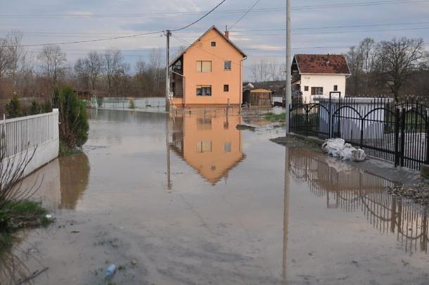 SPC uputila molitvu za zaštitu od poplava